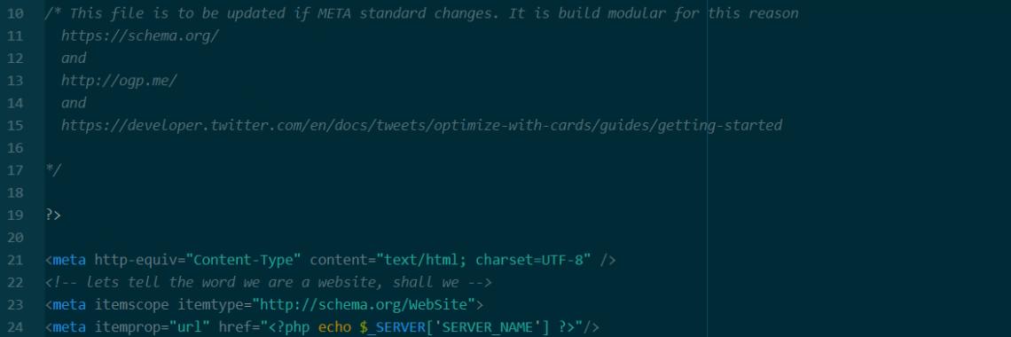 Schema.org Coding