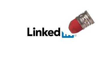 Linkedin Posts being wiped out